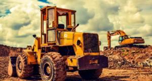 Zabezpečení stavebních strojů a čtyřkolek